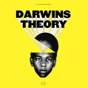 DARWIN'S THEORY - Same - LP