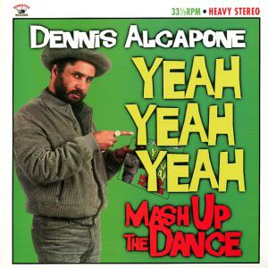 DENNIS ALCAPONE - Yeah Yeah Yeah - LP