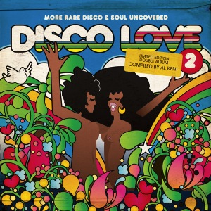 VARIOUS - Disco Love Part 2 - LP x 2