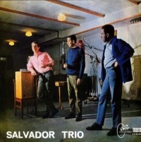DOM SALVADOR TRIO - Same - LP