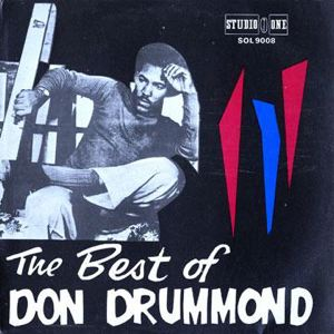 DON DRUMMOND - The best of - LP