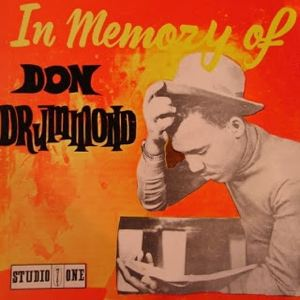 DON DRUMMOND - In memory of - LP