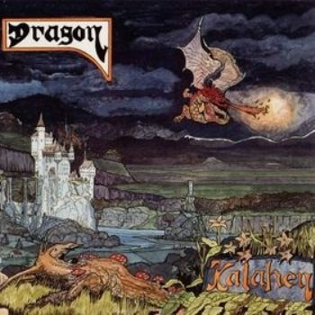 DRAGON - Kalahen - LP