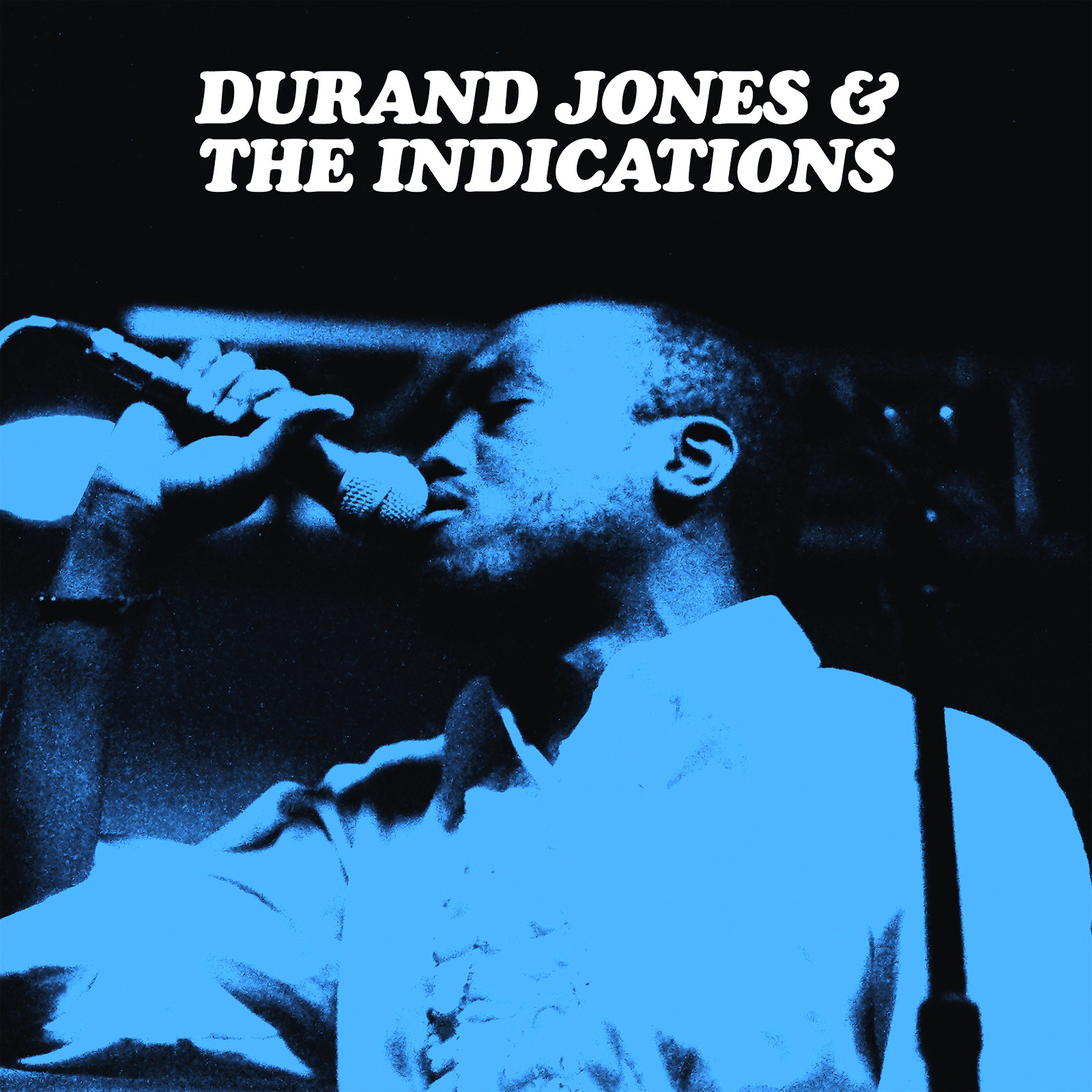 DURAND JONES & THE INDICATIONS - Same - LP