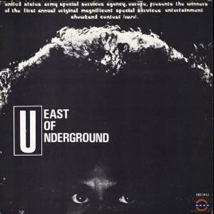 EAST OF UNDERGROUND - Same - LP x 2 