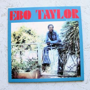 EBO TAYLOR - Same - LP