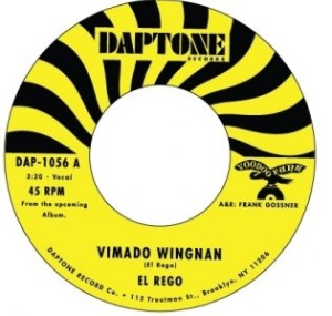 EL REGO ET SES COMMANDOS - Vimado wingnan - 7inch (SP)