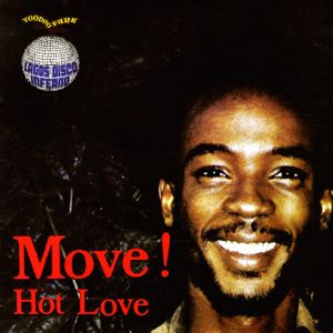ENO LOUIS MOVE - Hot Love - Maxi 45T