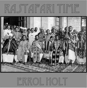 ERROL HOLT - Rastafari time - LP