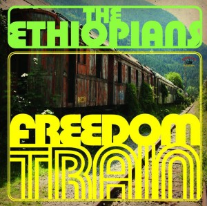 THE ETHIOPIANS - Freedom train - LP
