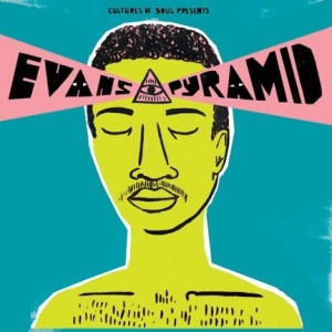 EVANS PYRAMID - Same - LP