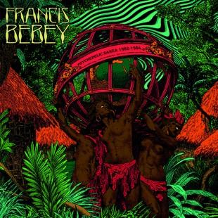 FRANCIS BEBEY - Psychedelic Sanza 1982-84 - LP x 2