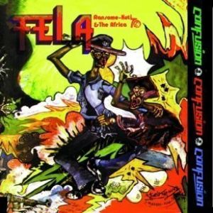 FELA KUTI - Confusion - LP