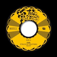 FIVE - Struck by lightning / Aphrodite - 7inch (SP)
