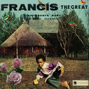 FRANCIS MBARGA 'THE GREAT' - Ravissante baby - 33T