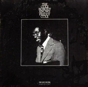 FREDDY COLE - The Cole nobody knows - LP