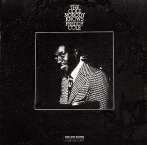 FREDDY COLE - The Cole nobody knows - LP