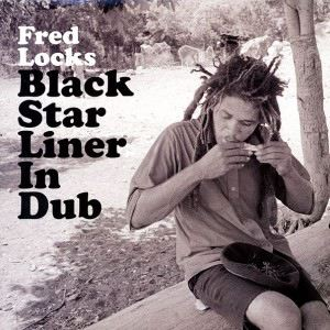 FRED LOCKS - Black star liner in Dub - LP