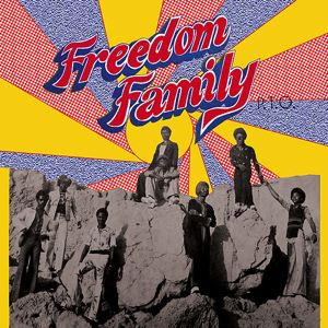 FREEDOM FAMILY - Same - LP