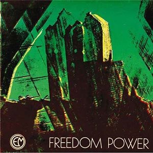 VARIOUS - Freedom Power - LP