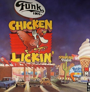 FUNK INC - Chicken Lickin' - LP