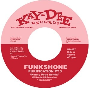 FUNKSHONE - Purification - 7inch (SP)