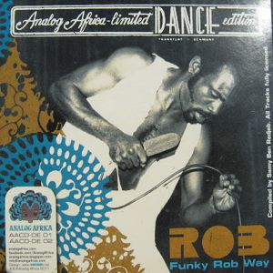ROB - Funky rob way - 33T