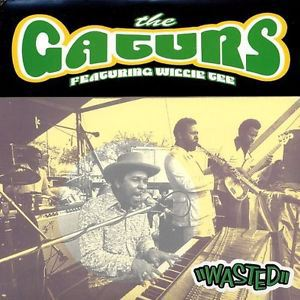 THE GATURS - Wasted - 33T