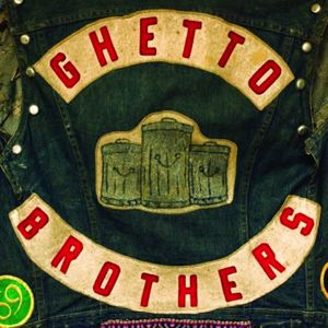 GHETTO BROTHERS - Power fuerza - LP