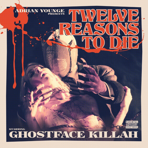 GHOSTFACE KILLAH - Twelve reasons to die - 33T
