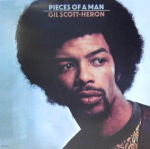 GIL SCOTT-HERON - Pieces Of A Man - 33T