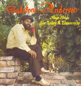 GLADSTONE ANDERSON - Songs for today and tomorrow - LP