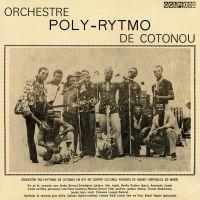 ORCHESTRE POLY-RYTHMO DE COTONOU - Same - LP