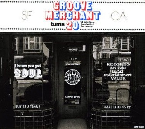 VARIOUS - Groove Merchant turns 20 - LP x 2 