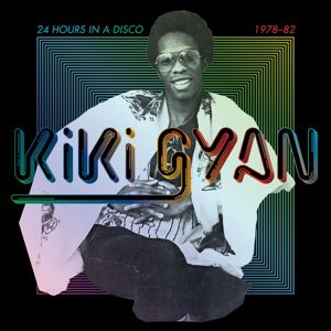 KIKI GYAN - 24 Hours in a Disco - LP x 2 