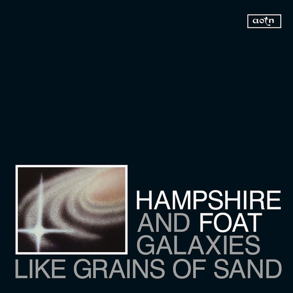 Hampshire & Foat Galaxies like grains of sand