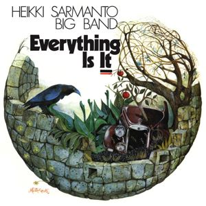 HEIKKI SARMANTO BIG BAND - Everything Is It - LP