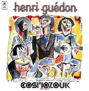HENRI GUEDON - Cosmozouk Percussion - LP