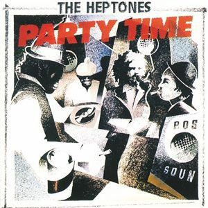 THE HEPTONES - Party Time - LP