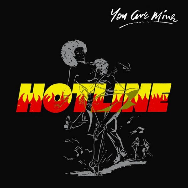 HOTLINE - You are mine - LP