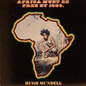 HUGH MUNDELL - Africa must be free by 1983 - LP