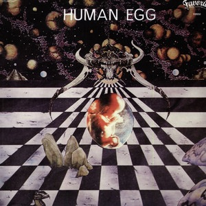 HUMAN EGG - Same - LP