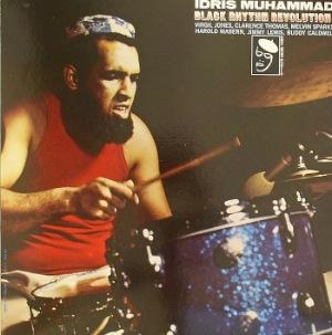 IDRIS MUHAMMAD - Black Rhythm Revolution! - LP