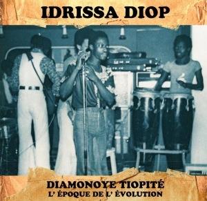 IDRISSA DIOP & CHEICK TIDIANE TALL - Diamonoye tioopite - LP x 2