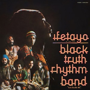 BLACK TRUTH RHYTHM BAND - Ifetayo - 33T
