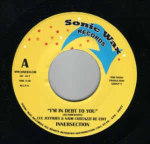 INNERSECTION - I'm in debt to you / Let me love you - 7inch (SP)
