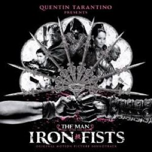 VARIOUS - The Man with the Iron Fists - LP x 2