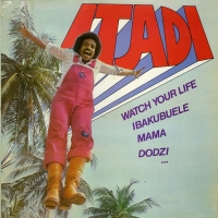 ITADI - Watch your life - LP