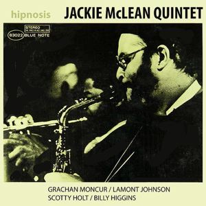 JACKIE MCLEAN QUINTET - Hipnosis - LP