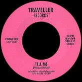 JERLINE AND FRIENDS - Tell me / Joy trip - 7inch (SP)